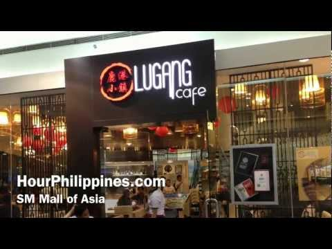 Lugang Cafe Xiao Long Bao SM Mall of Asia Philippines by HourPhilippines.com