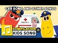 CAR SONG AND OTHER SONGS 29MIN LARVA KIDS LEARN TO VEHICLES