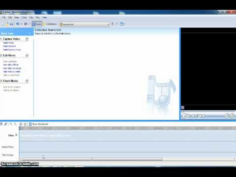 Tutorial How to flipshare file mp4 convert to .wmv to use with Movie Maker 2.6