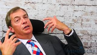 Nigel Farage MEP - Full interview on Brexit negotiations, Trump and the UKIP leadership race