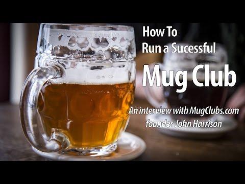 How to run a successful mug club