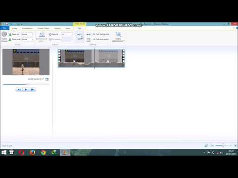 Membuat Slow Motion Menggunakan Windows Movie Maker