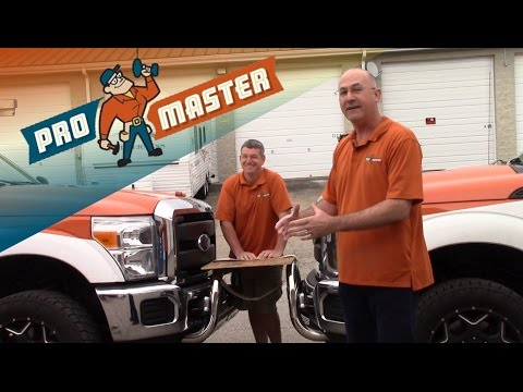 Box Gutter Lining Seams - Super Duty Challenge - ProMaster Home Repair