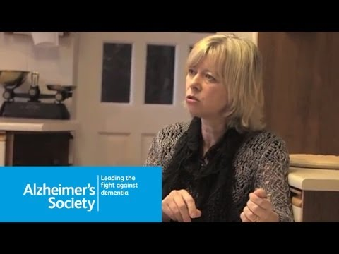 Bob and Jo's story - Dementia Support Workers - Alzheimer's Society