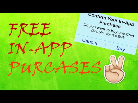 How To Get Free In-App Purchaces FREE On iOS 8 / 9 / 10  iPhone, iPad & iPod Touch