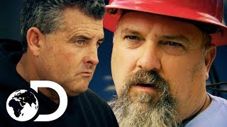 Gold Rush | SEASON 8 | Hoffman Has A HUGE Find Of Gold!