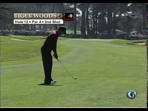 Tiger Woods 2005 7 iron