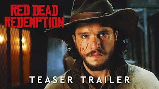 RED DEAD REDEMPTION (2021) Movie Trailer Concept - Kit Harrington Live-Action Red Dead Movie