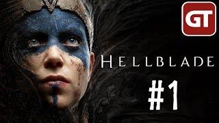 Hellblade: Senua's Sacrifice Gameplay German - Let's Play Hellblade Deutsch
