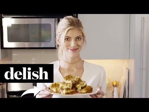 Devon Windsor's Chocolate Chip Cheesecake Bars   Delish