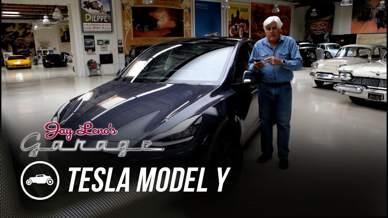 Tesla Model Y - Jay Leno's Garage