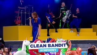 Clean Bandit - 'Symphony' (live at Capital's Summertime Ball 2018)