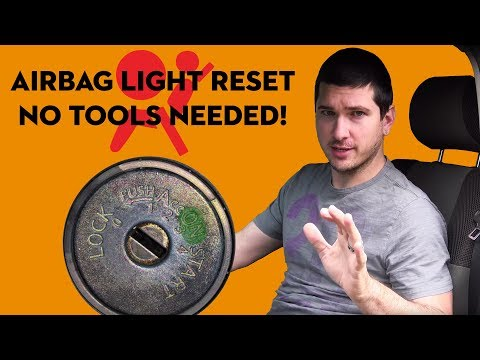 How to Reset the Air Bag Warning Light on a Nissan