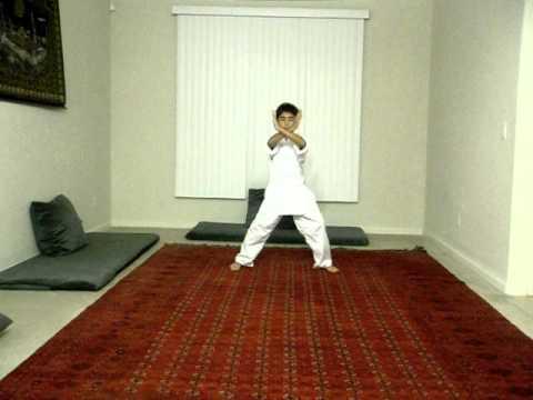 basic karate moves