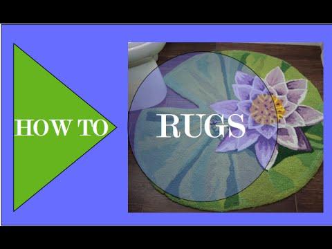 Interior Design | DIY Area Rugs!