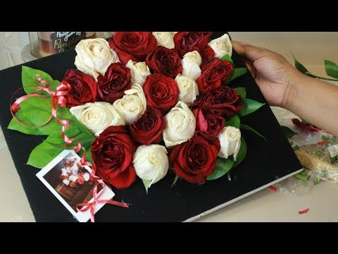HOW TO: PRESERVE ROSES | DIY: ROSE SHADOW BOX