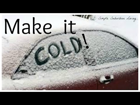 How to Make Your Air Conditioning Cold!