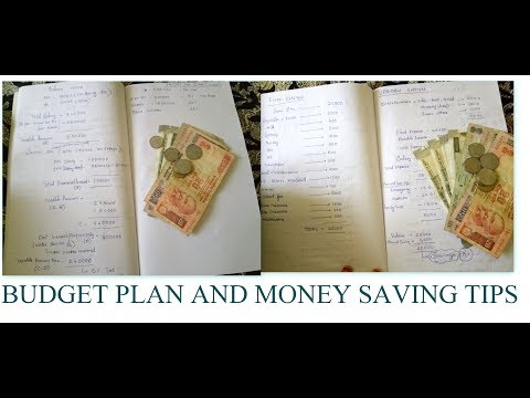 Budget planning guide |Tax benefit money saving tips for beginners