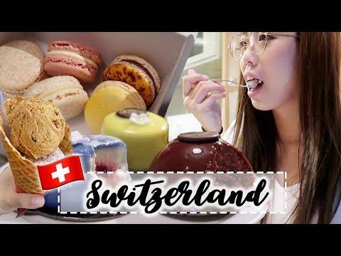 Swiss Dessert Overload   SWITZERLAND