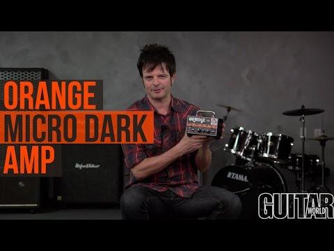 Orange Micro Dark Guitar Amp
