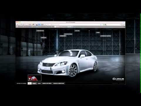 Full Integrated Digital Marketing Campaign Case Study with Lexus