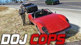 Dept. of Justice Cops #363 - Classic Cars (Criminal)