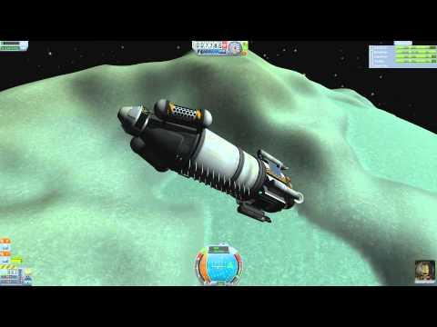 KSP Career Mode [Part 6] - Minmus Mission 0.23 Kerbal Space Program