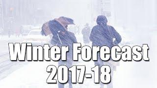 Winter Weather Forecast 2017-18