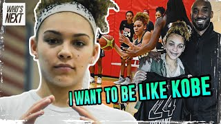"""""""I'm 14 And I Got A Lot Of HYPE."""" Jada Williams AKA Lil Bullet Is Changing Women's Hoops FOREVER 😱"""