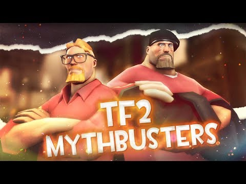 Download TF2 Mythbusters: 31 SPY vs 1 Machina shot [4k]