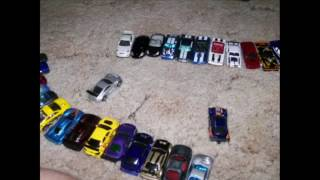 The Fast And The Furious Tokyo Drift Hot Wheels 1st Race in the Movie Remake Clip Art Style.