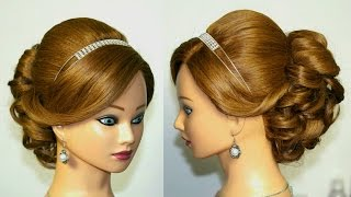 Amazing Wedding Prom Updo Hairstyle For Long Hair Hairstyles For Women Draintrainus