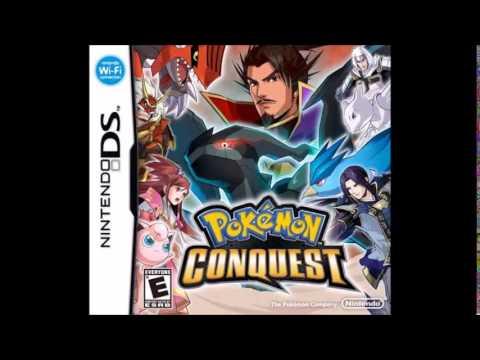 Pokemon Conquest - Evolution