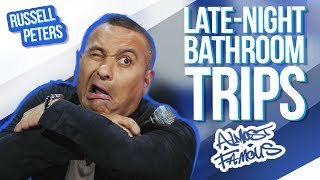 """Late-Night Bathroom Trips"" 