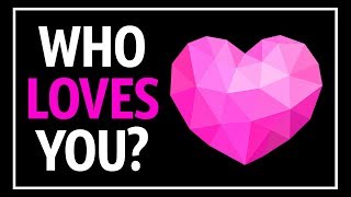 Who Is Secretly In Love With You? (Personality Test)