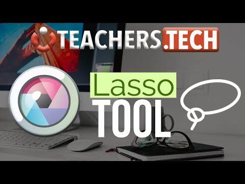 Precise Selecting - Pixlr Lasso Tool