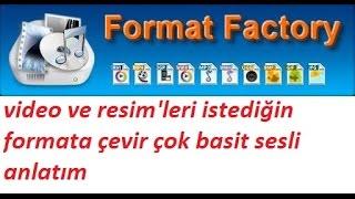 FORMAT ÇEVİRİCİ