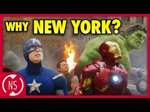 Why MARVEL Superheroes Live in NEW YORK CITY! || Comic Misconceptions || NerdSync