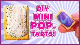 DIY MINI POP-TARTS w/ BananaJamana!