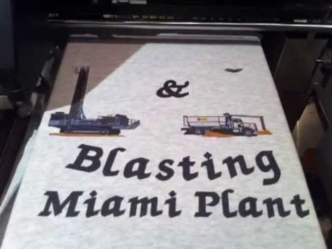 DTG Miami Plant Embroidery File