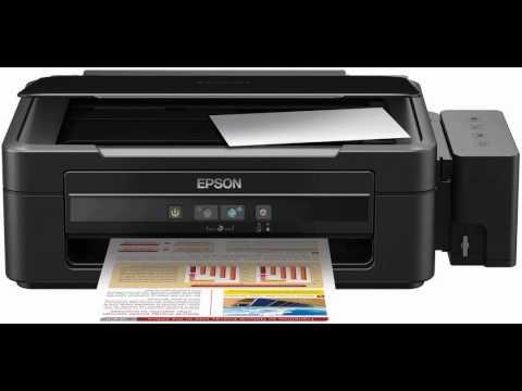 CD de instalacion Original Epson L210 Full Descargar