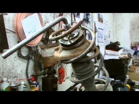 FORD FOCUS FRONT SPRING REPLACMENT