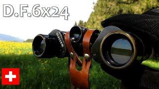 KOMZ (Baigish) БПО (BPO) 7x30 | Russian Army Binoculars