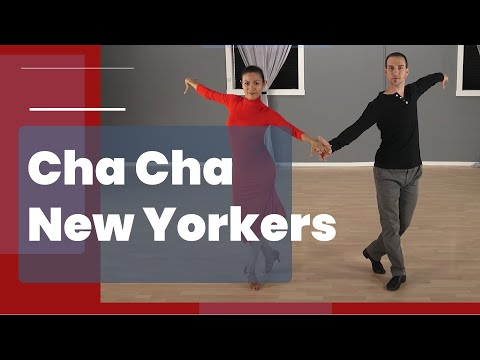Cha Cha New Yorkers Lesson For Beginners