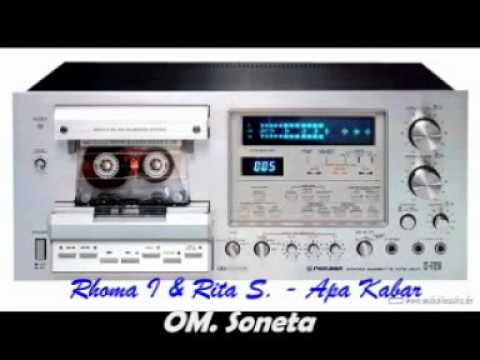 Download [ OM. SONETA ]  Rhoma Irama & Rita Sugiarto  -  Apa Kabar MP3 Gratis