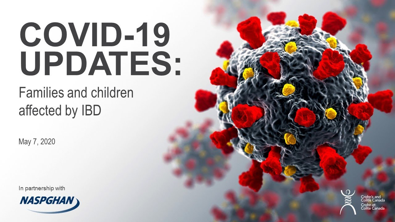 COVID-19: Families and Children with IBD