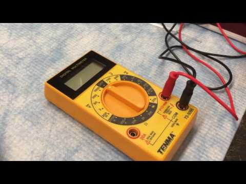 Measuring Conductivity and Voltage