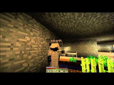 Lighting Glitch ( Minecraft 1.2.5 )