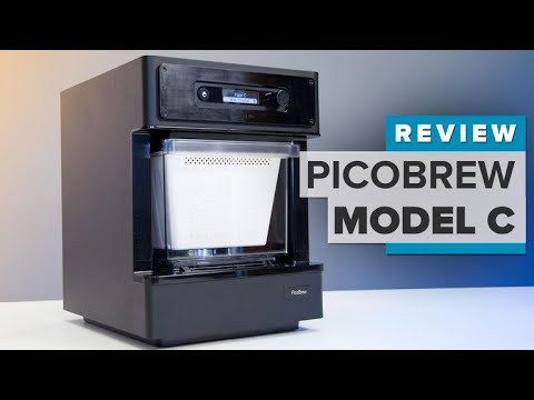 PicoBrew Pico Model C review: Automatic beer brewing is almost easy