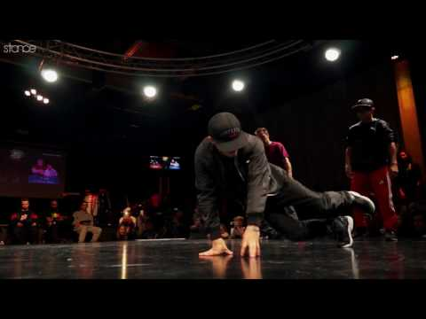 Nasty Ray at Groove Session 2016 // .stance